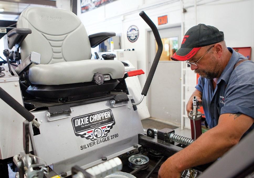 Top 10 Mower Maintenance Musts - Turf Magazine
