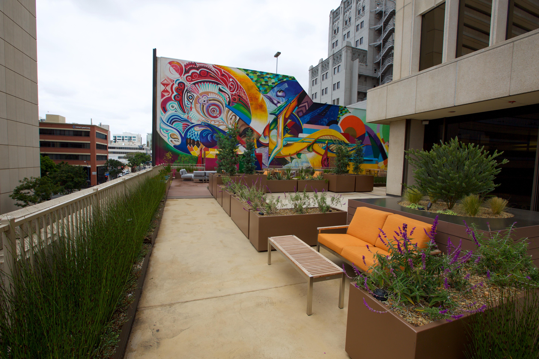 B Street Sky Terrace