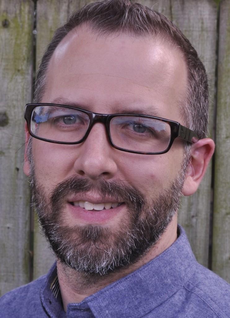 Jeremy Huffman - Headshot