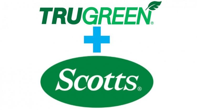 TruGreen/Scotts LawnService Deal a Win-Win-Win