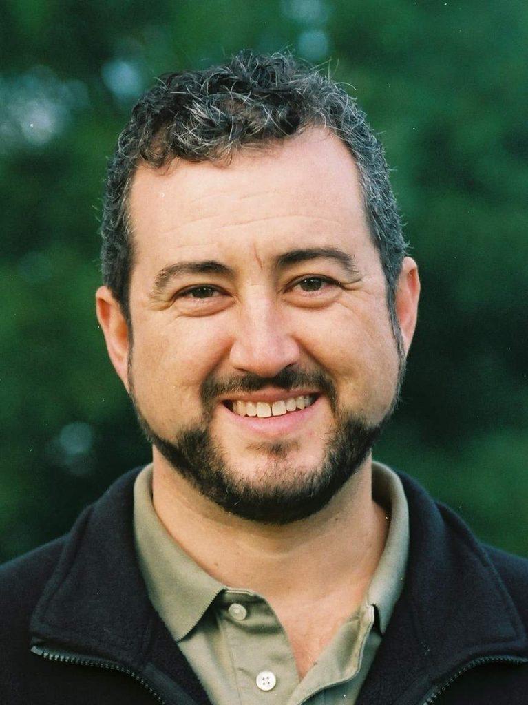 Dean DeSantis, owner of DeSantis Landscapes, headquartered in Portland