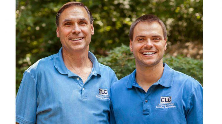 Rich Cording Sr., and Rich Cording Jr.