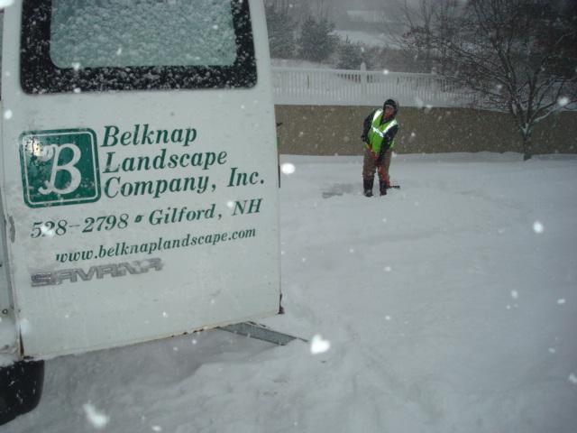 Belknap Landscape Co. Inc.