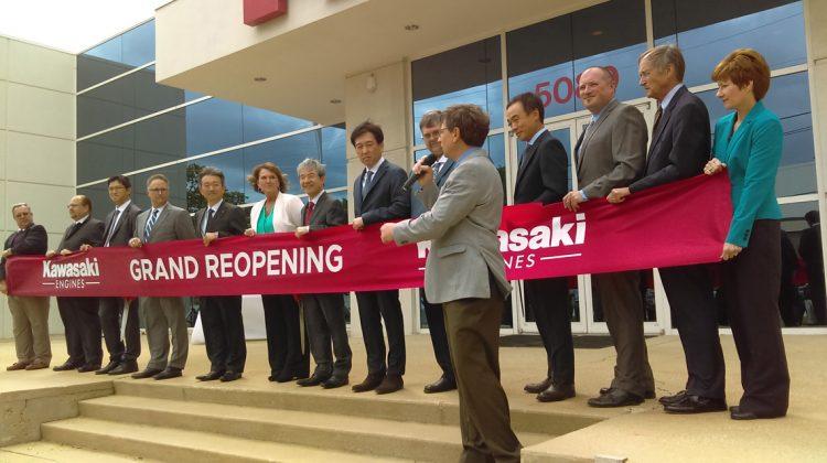 Kawasaki Grand Reopening