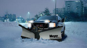 Meyer snow plow rebate