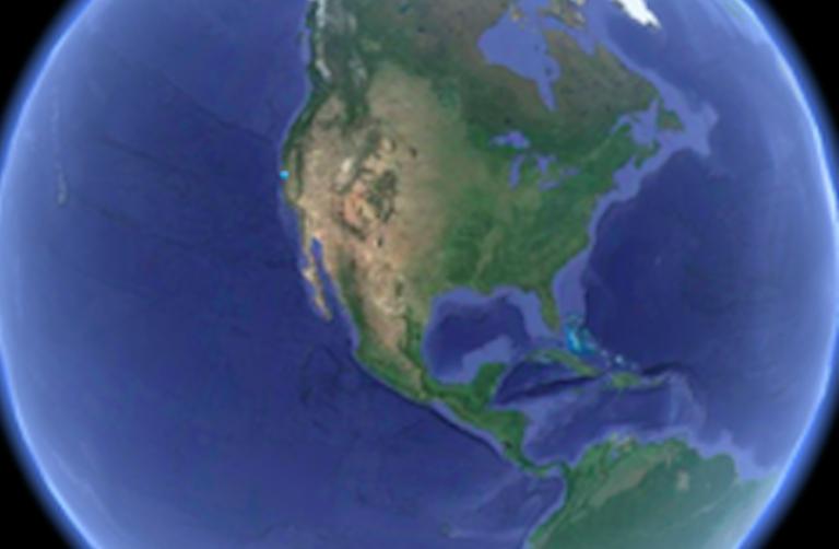 google earth technology